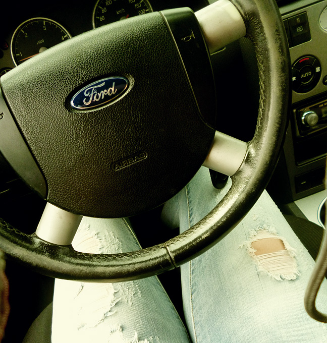 drive ford