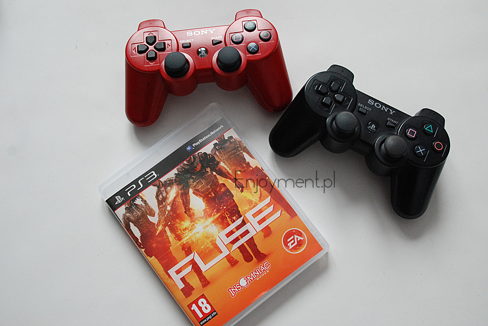 PS3- FUSE na 2 osoby